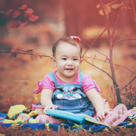 Baby Ashley, Canon EOS 7D, Canon EF 135mm f/2.8 Soft