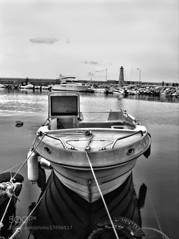 Photograph tekne by Batuhan Öksüzal on 500px