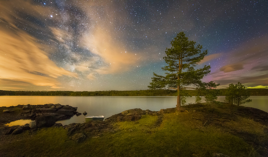 Under the Stars by Ole Henrik Skjelstad on 500px.com