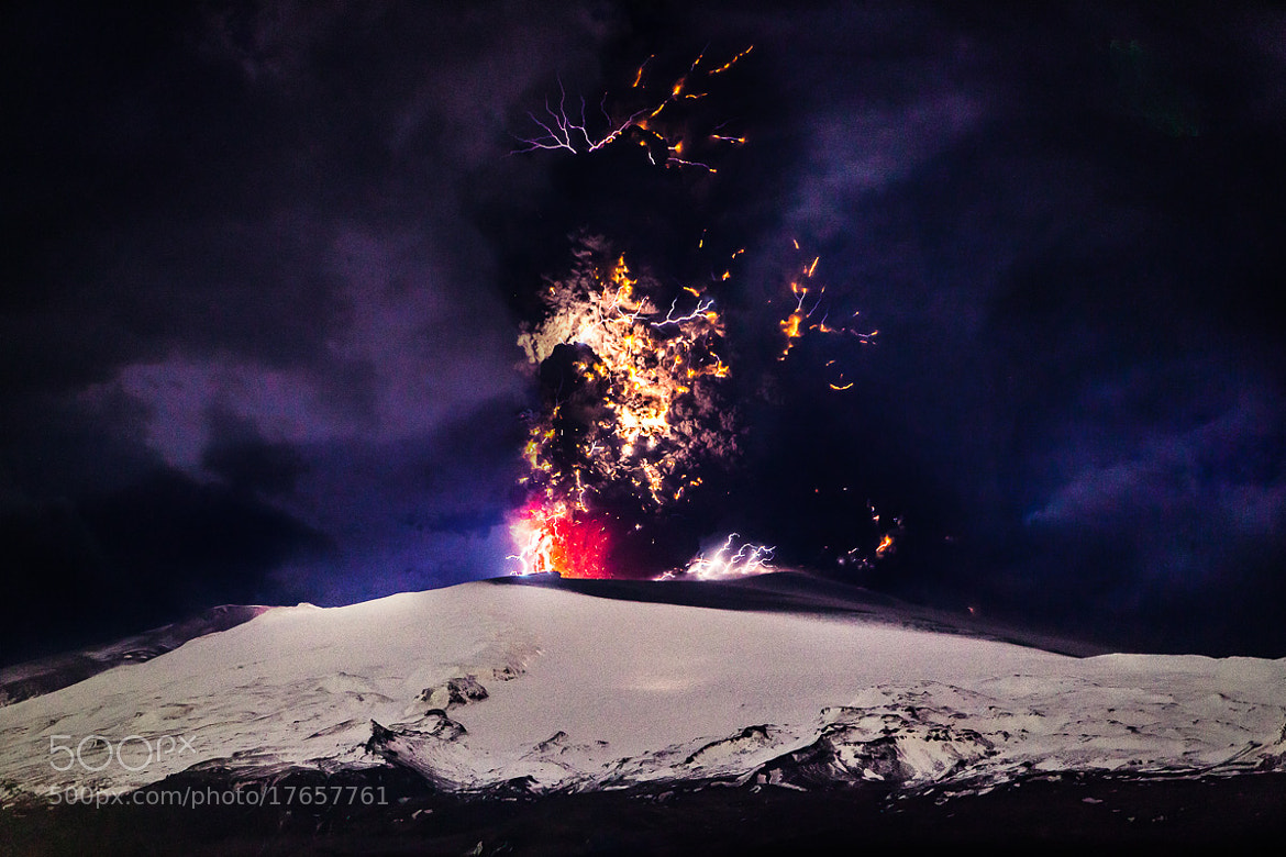 Photograph Eyjafjallajokull - Iceland 2010 by OZZO Photography on 500px