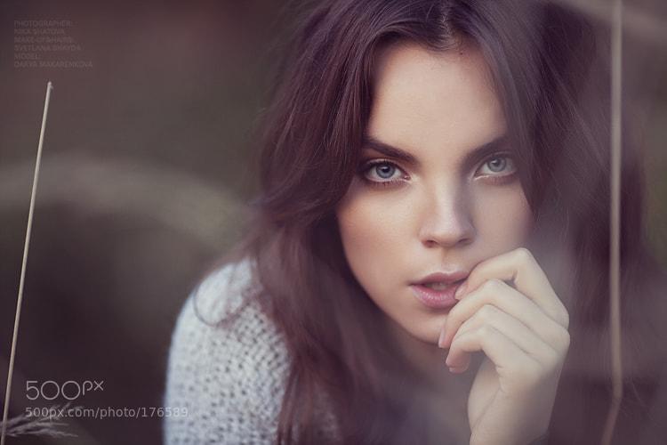 Photograph Di by Nika Shatova on 500px