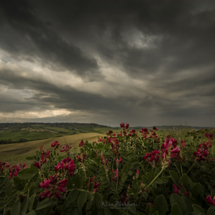 Coming storm, Canon EOS 1100D, Sigma 8-16mm f/4.5-5.6 DC HSM