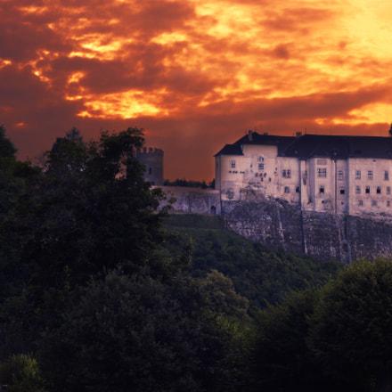 castle Český Šternberk