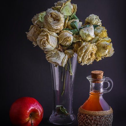 still life, Canon EOS 750D, Canon EF-S 55-250mm f/4-5.6 IS STM
