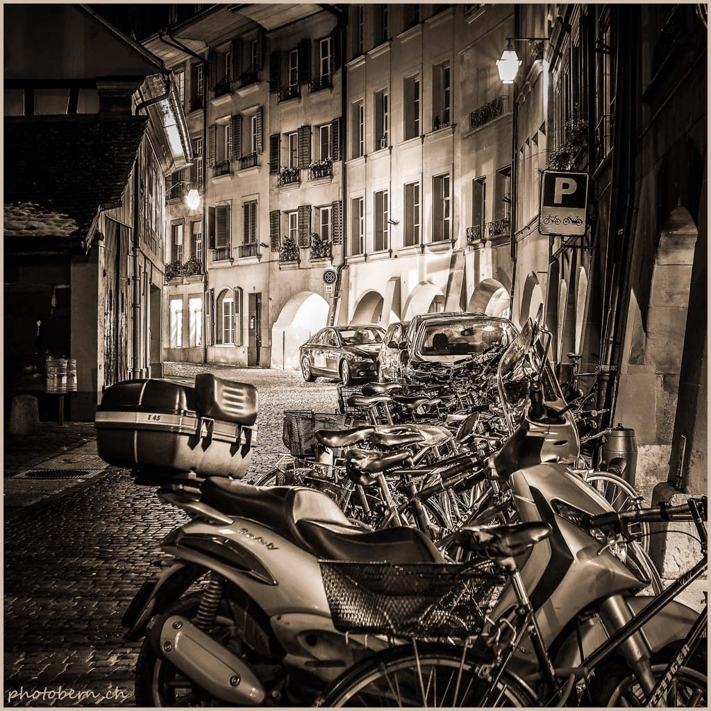 Photograph Brunngasse in Bern by Markus Hulliger on 500px
