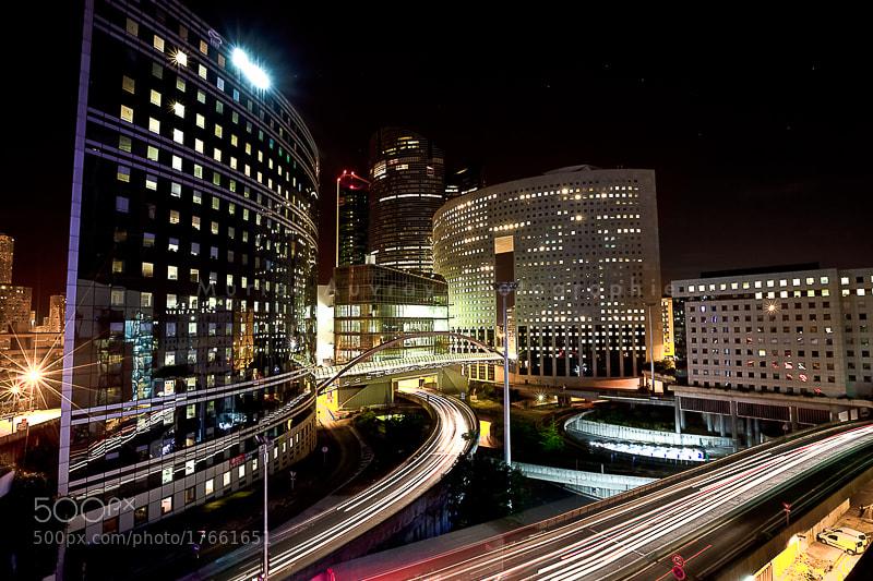Photograph Quand la ville dort by Muriel Auvray on 500px