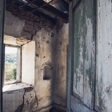 Abandoned place, Canon EOS 5D MARK III, Canon EF 24-105mm f/4L IS