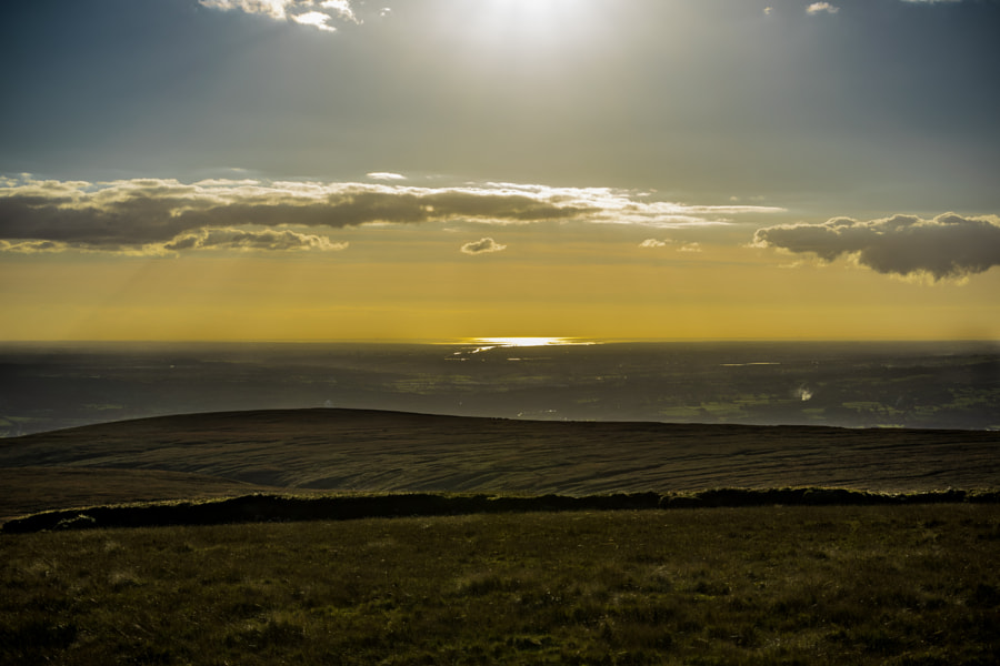 Pendle Hill west view by Lucas P Puch on 500px.com