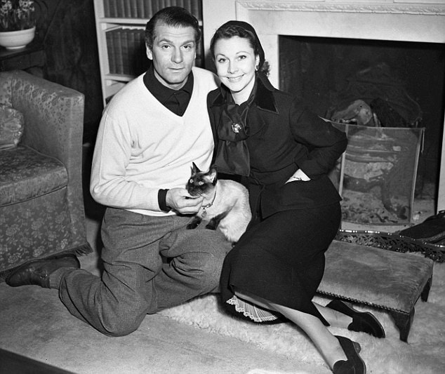 Vivien Leigh& Laurence  Olivier, London by Sandra on 500px.com