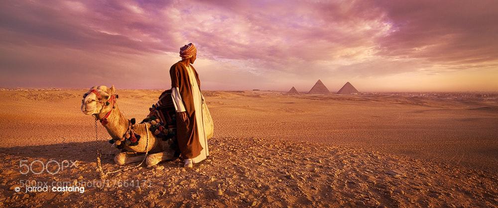 Photograph Giza by Jarrod Castaing on 500px