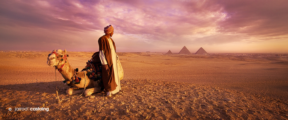 Photograph Giza by Jarrod Castaing on 500px