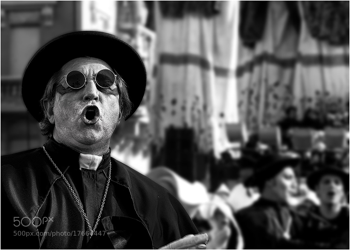 Photograph Reverend by Roberto Paglianti on 500px