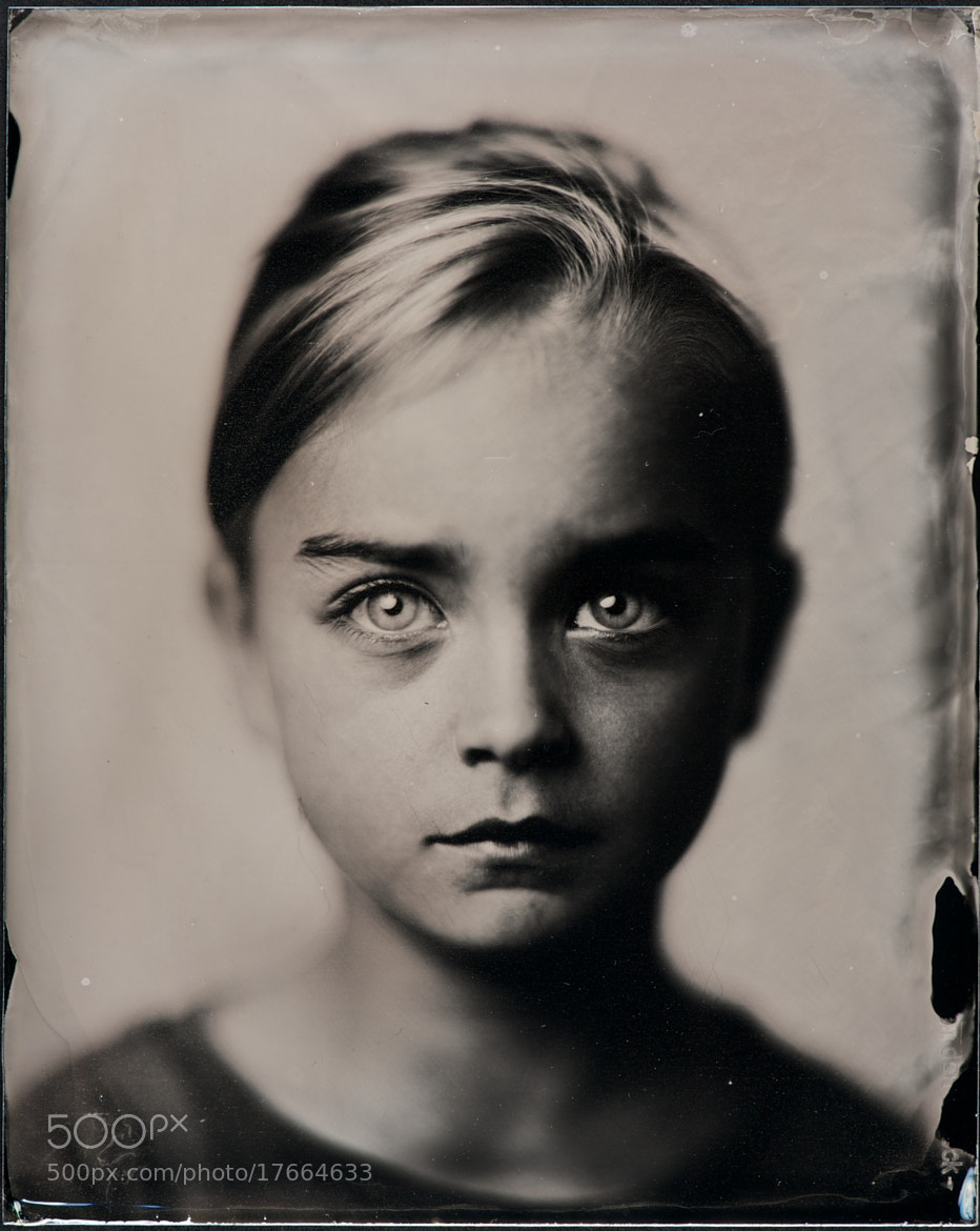 Photograph Fien 2 by wetplate studio on 500px