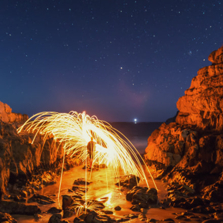 Lighting Up The Cove, Canon EOS 70D, Sigma 17-70mm f/2.8-4 DC Macro OS HSM