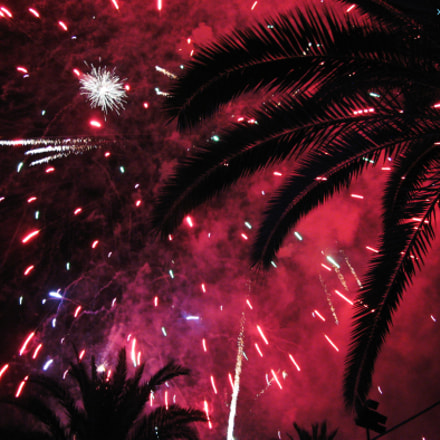 FIREWORKS, Canon POWERSHOT A710 IS