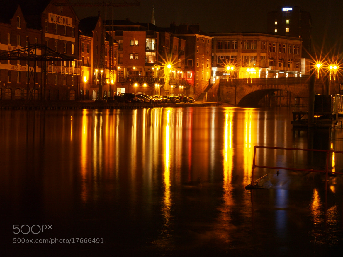 Photograph River Ouse By Night by Jac Timms on 500px