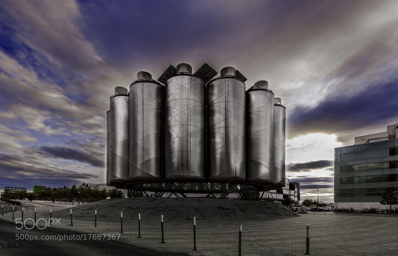 Photograph Jardines_Verticales_II by Josemaria Fernandez on 500px