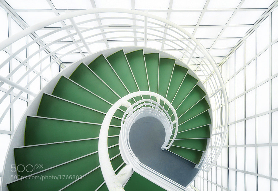 Photograph The green mile by Ralf Wendrich on 500px