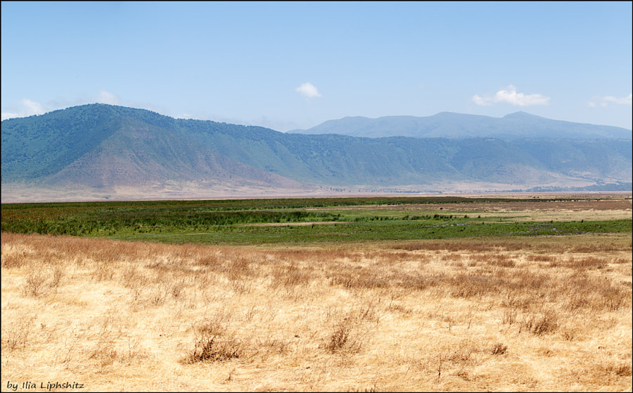 Landscapes of Ngorongoro №5