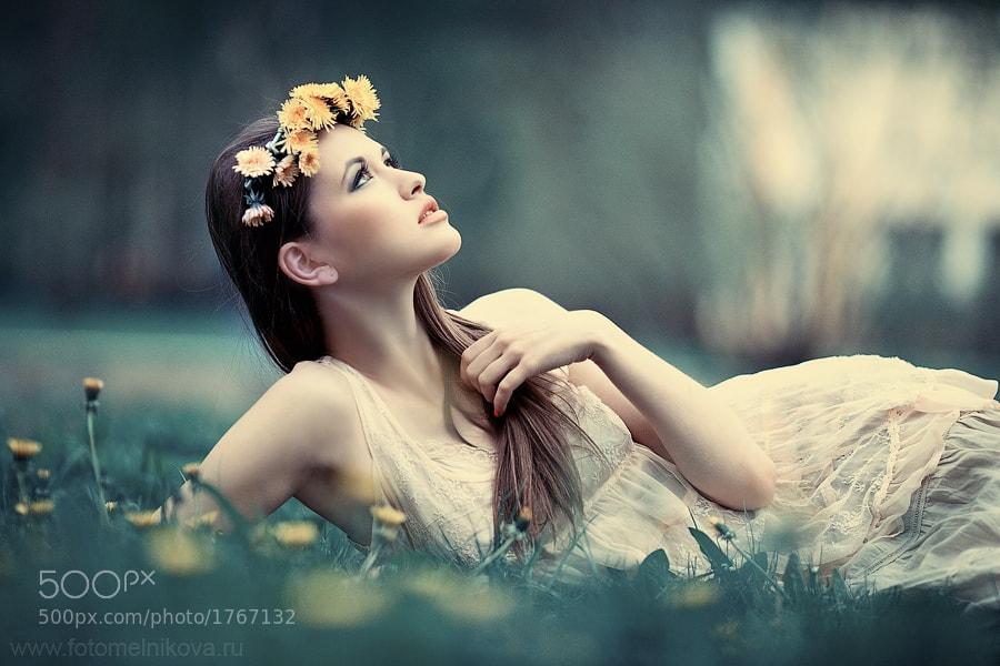 Photograph Antonina*s spring by Natalia Melnikova on 500px