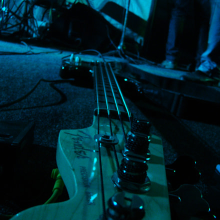 Fender Precision Bass, Sony DSC-H50