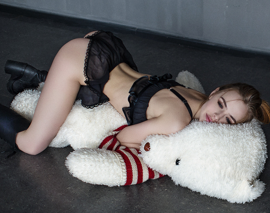 Now I Wanna Be Your Bear