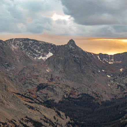 Rocky Mountain National Park, Canon EOS 80D, Canon EF-S 55-250mm f/4-5.6 IS STM