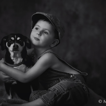 The boy and his, Canon EOS 5D, Canon EF 85mm f/1.2L