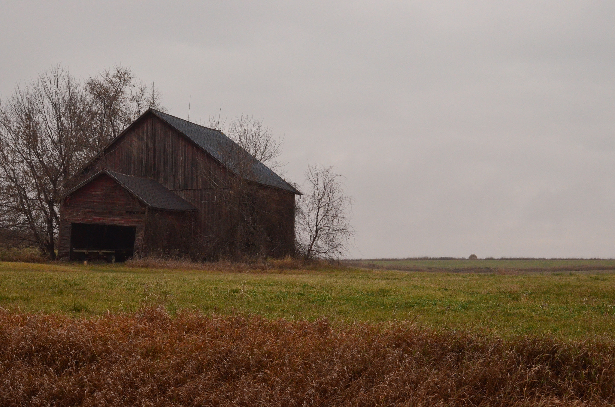 Photograph Prairie Shack by Atomic Triptych on 500px