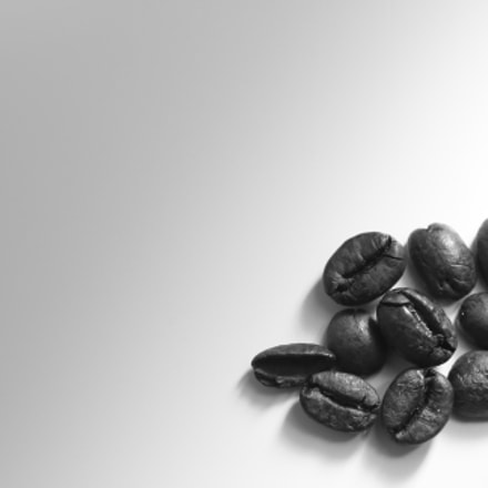 coffee beans, Canon EOS-1D MARK III, Tamron SP AF 90mm f/2.8 Di Macro