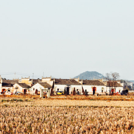 A tranquil countryside of, Canon EOS 500D, Canon EF-S 18-55mm f/3.5-5.6 IS