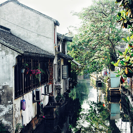 Old town of Suzhou, Canon EOS 500D, Canon EF 50mm f/1.8