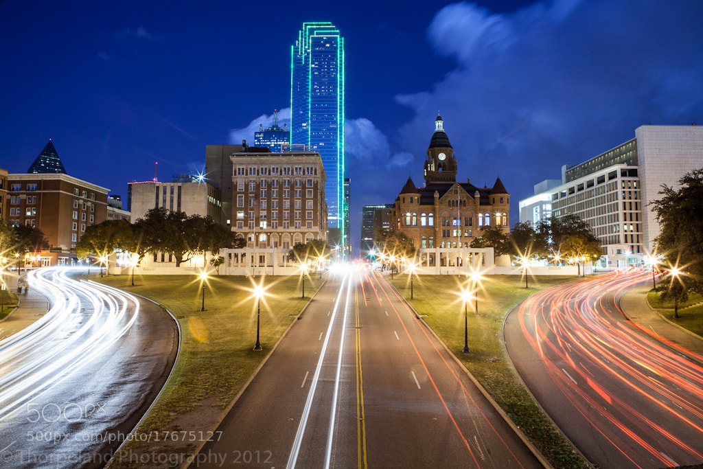 Photograph Dealey Plaza by Thorpe Griner on 500px