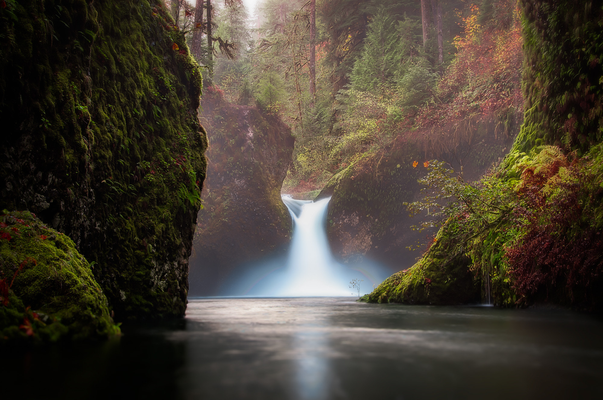 Photograph Punch Bowl Falls by Brian Bonham on 500px