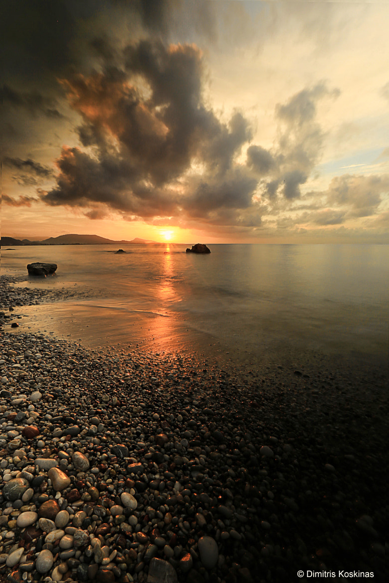 Photograph sunset time by Dimitris Koskinas on 500px