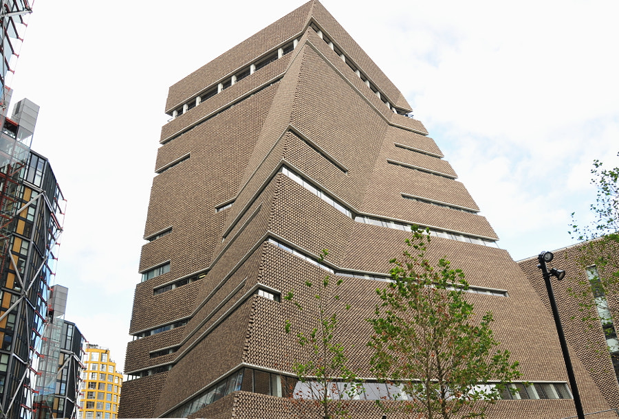 Tate Modern&Apartments, London by Sandra on 500px.com