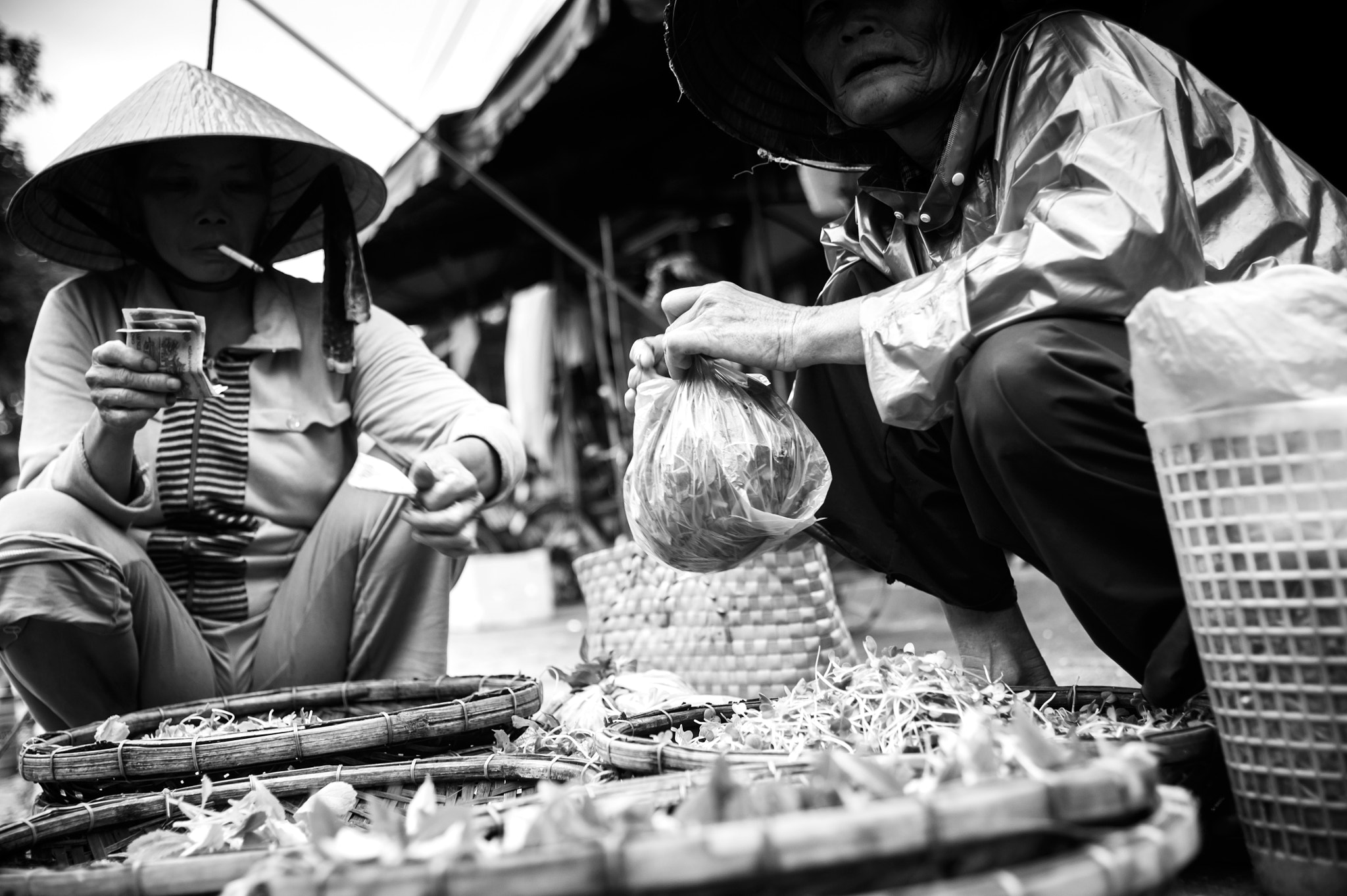 Photograph Hoi-An Traditional Wet Market by Kritsana Pinaphang on 500px