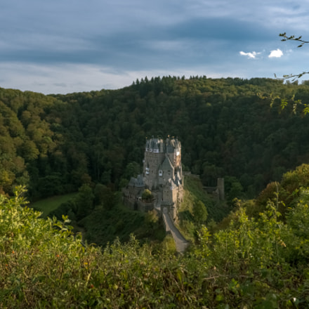Eltz Castle, Panasonic DMC-GH4, Olympus M.Zuiko Digital ED 12mm F2.0
