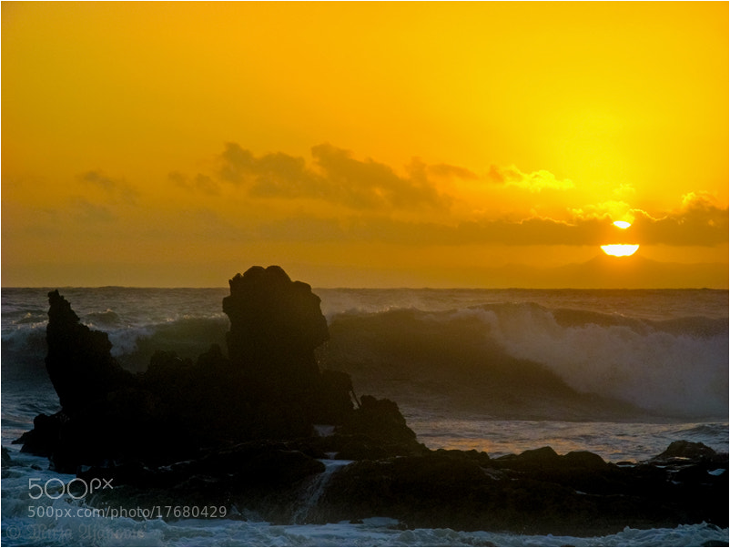 Photograph SUNSET AT DRAGON ISLAND by Mirza Ajanovic on 500px