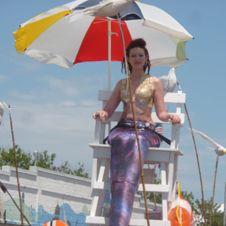 Lifeguard Mermaid, Panasonic DMC-ZS1