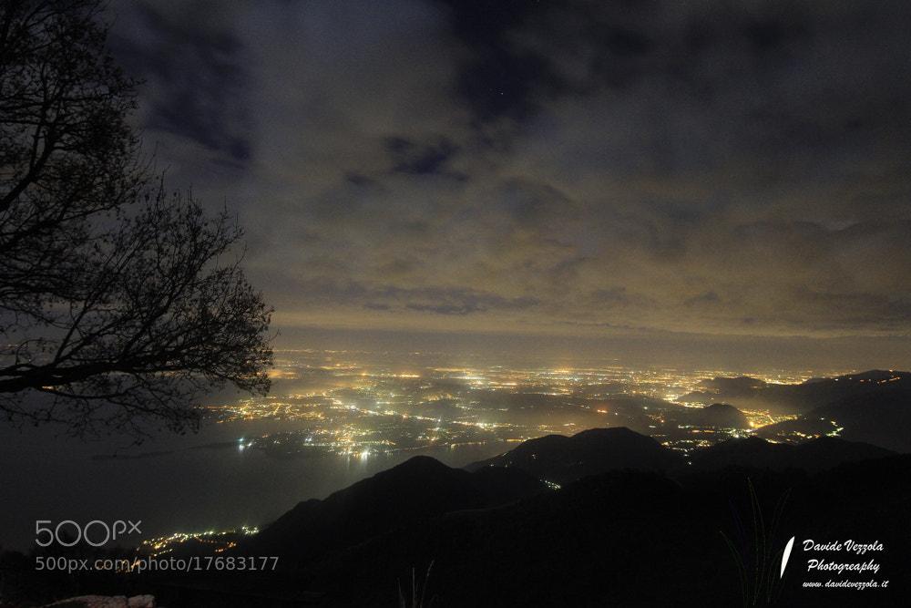Photograph city lights by www.davidevezzola.it Davide Vezzola  on 500px