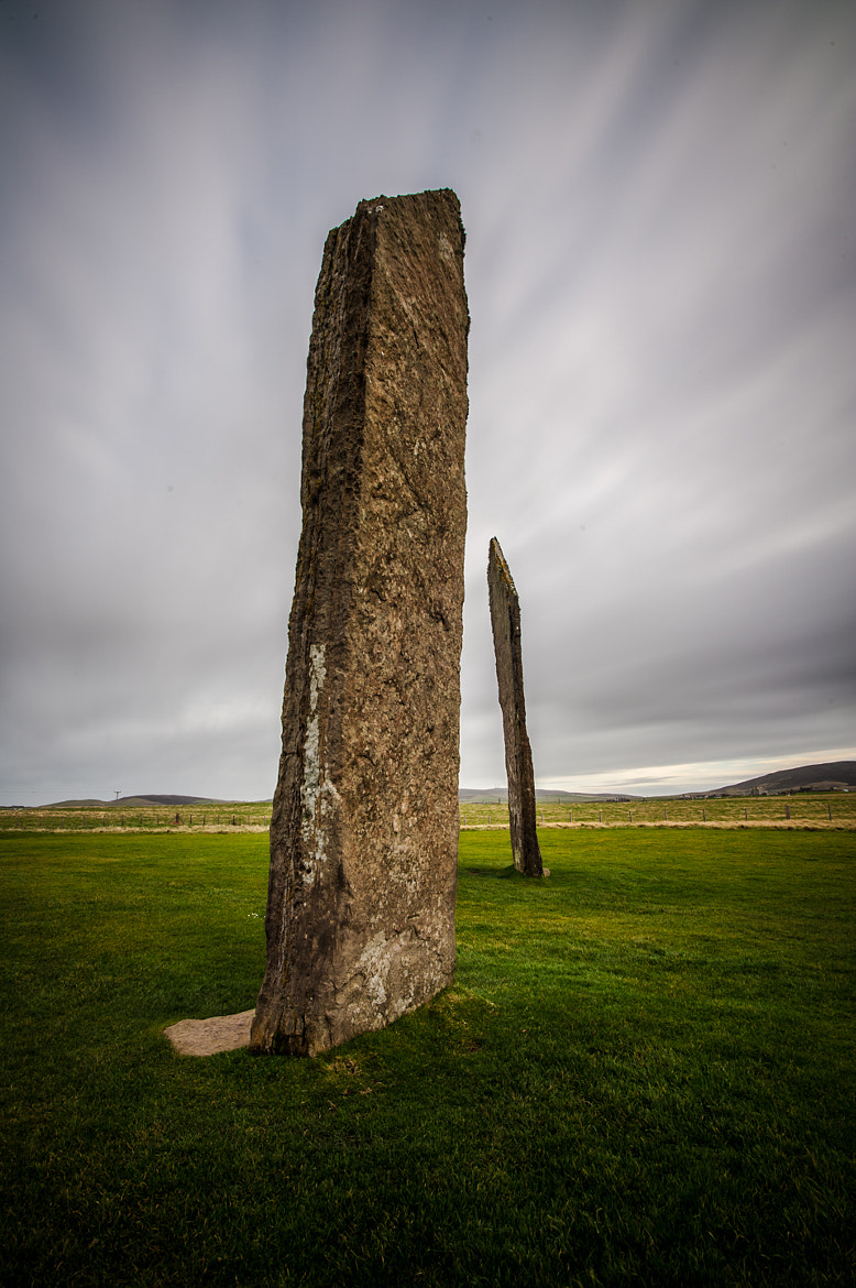 Photograph The stones of Stenness by Zain Kapasi on 500px