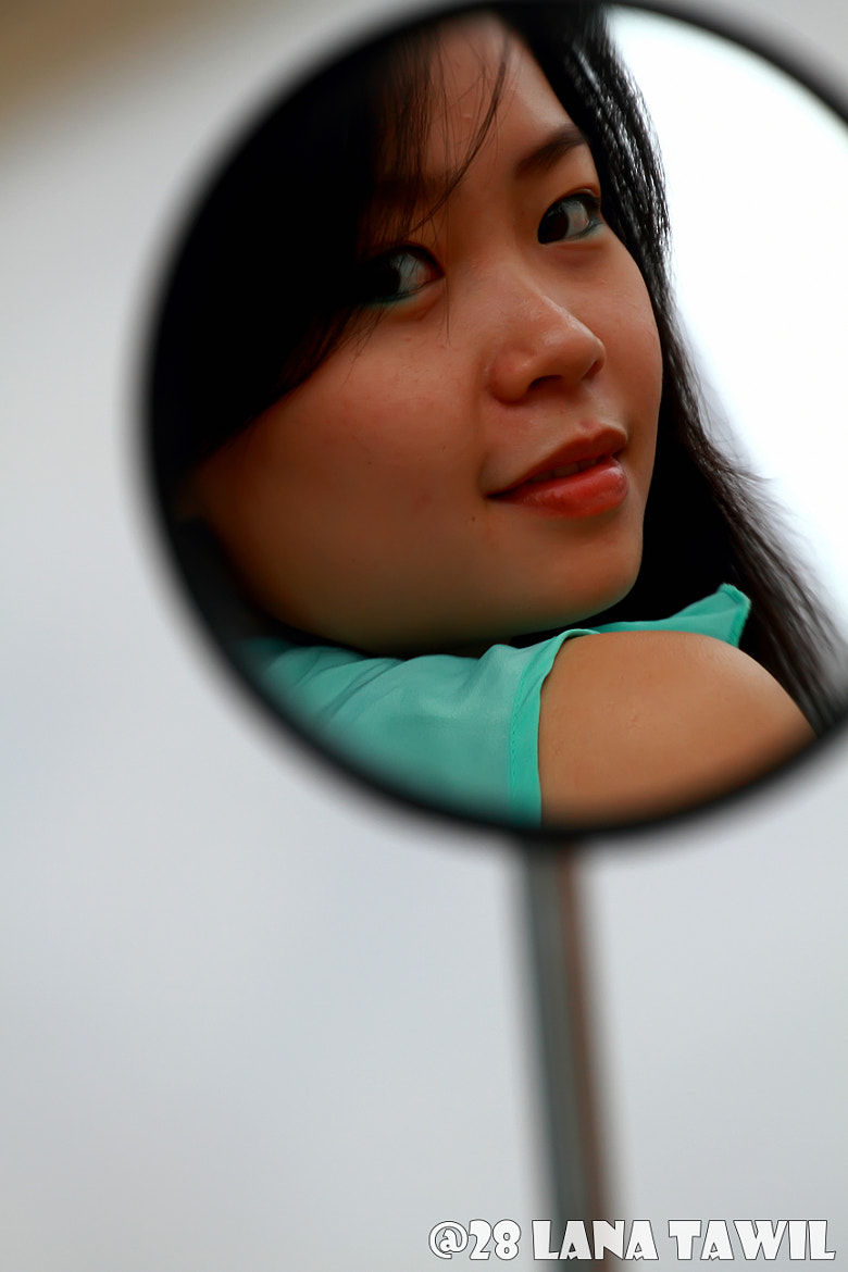 Photograph The Miror by Lana  Tawil on 500px