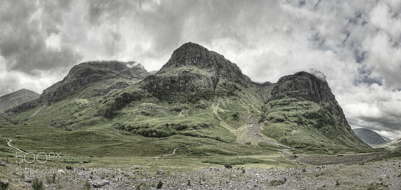 Photograph Highlands storm by Chema Ocaña on 500px