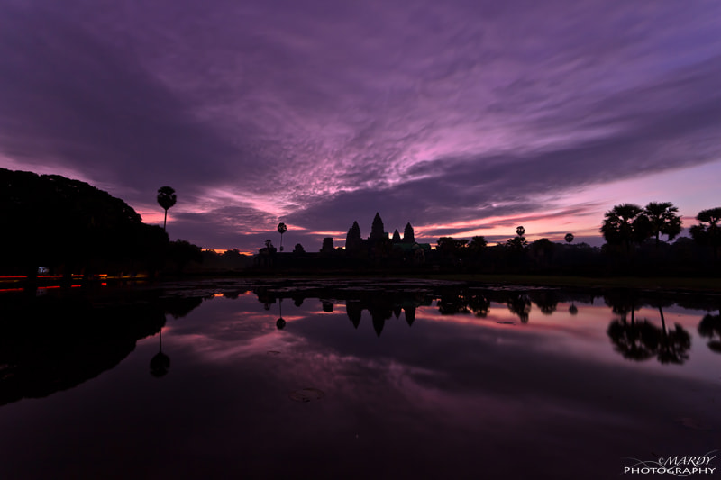 Photograph Good Morning Amazing Angkor Wat! by Mardy Suong Photography on 500px