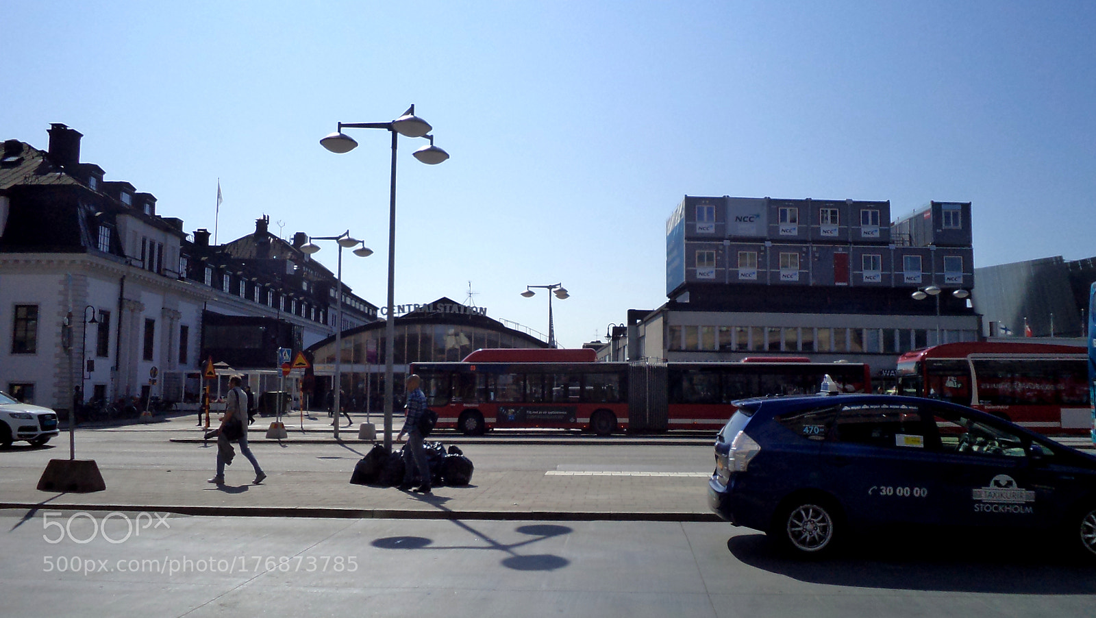 The Station, Sony DSC-S3000