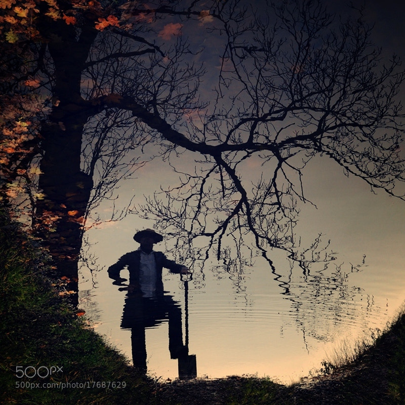 Photograph discoverer of the portal by Sebastian Luczywo on 500px