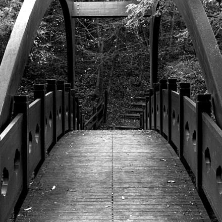 Bridge to Andong, Canon EOS REBEL T5I, Canon EF 40mm f/2.8 STM