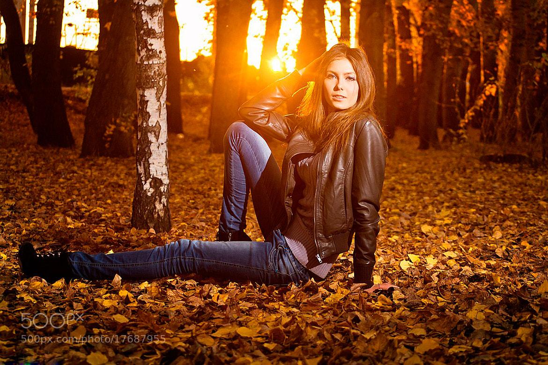 Photograph sunset by Василий Хоботов on 500px