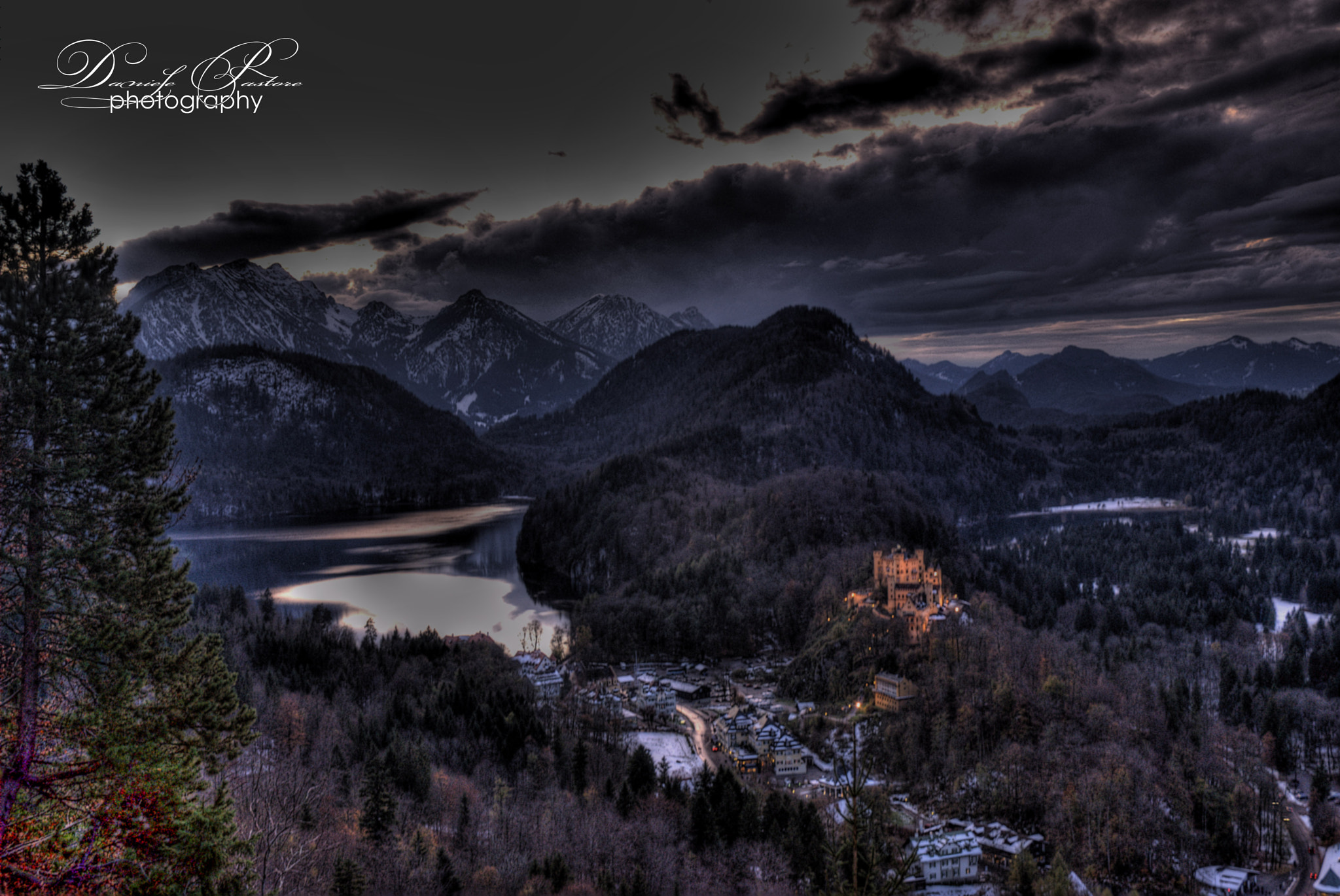 Photograph Hohenschwangau by Daniele Pastore on 500px